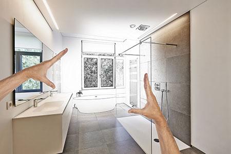 bathroom remodel charlotte